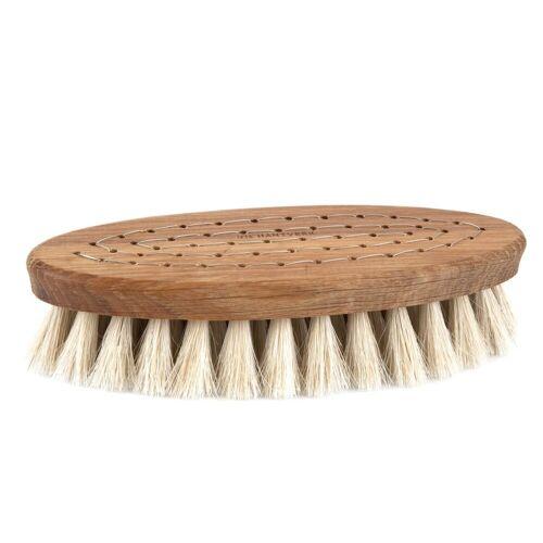 Iris hantverk badborstel zonder handvat eikenhout