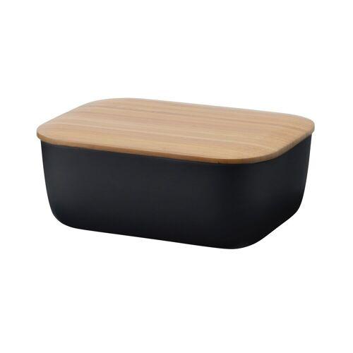RIG-TIG BOX-IT botervloot Zwart