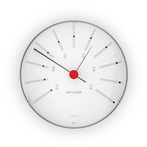 Arne Jacobsen weerstation barometer