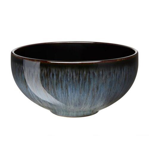 Denby Halo noedelkom 17,5 cm Blauw-grijs-zwart