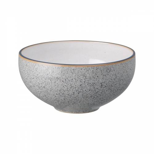 Denby Studio Grey noedelkom 17,5 cm Granite