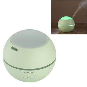 Ultrasone etherische olie Diffuser aromatherapie Aroma Diffuser luchtbevochtiger met kleurrijke LED sfeer licht voor kantoor Home slaapkamer capaciteit: 150ml(Green)