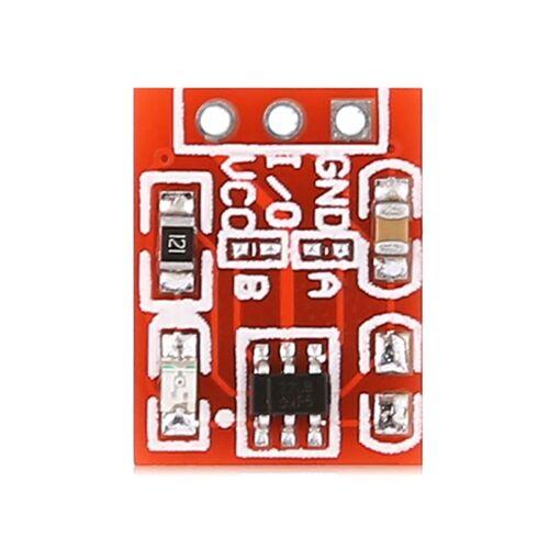 DTR - WG0097 TTP223 Capacitieve Touch zelf vergrendelen Module tuimelschakelaar voor Arduino