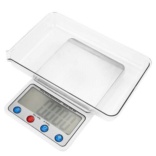 MH-885 600 g x 0.01 g hoge nauwkeurigheid digitaal elektronisch Portable keuken schaal evenwicht apparaat met 4 5 inch LCD-scherm