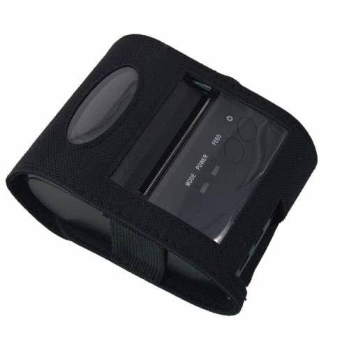 POS-5802 thermische lijn Bluetooth ontvangst Printer(Black)