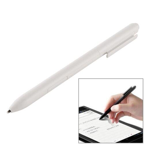 Samsung Voor Samsung Tablet PC Elektromagnetische Drukgevoelige Stylus Pen met functieknop & Gum (Wit)