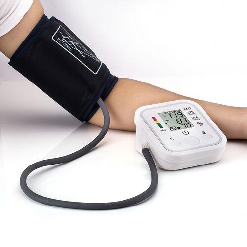 LCD volautomatische bovenarm stijl bloeddrukmonitor CE & ROHS certificaten