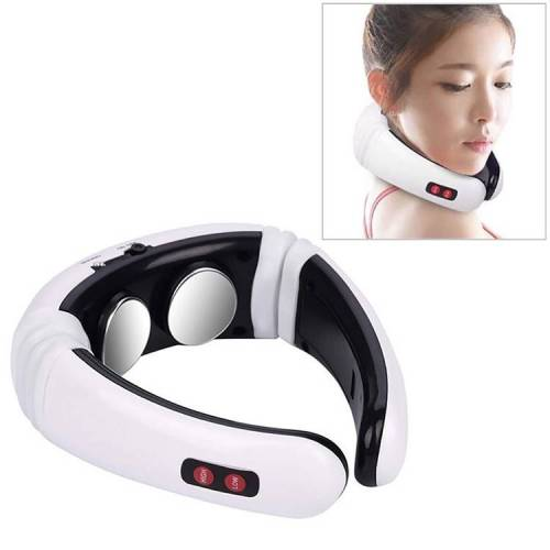 USB Charging 1300 mAh elektrische Rugnek schouder elektrische puls elektrische schok Body Massager