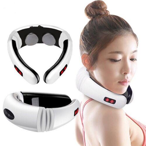 Elektrische rug nek schouder elektroimpuls elektrische schok Body Massager