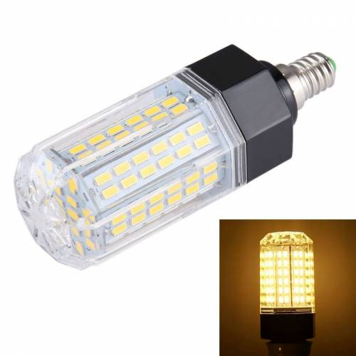 E14 112 LEDs 12W Warm witte LED Corn licht SMD 5730 energiebesparende lamp AC 110-265V