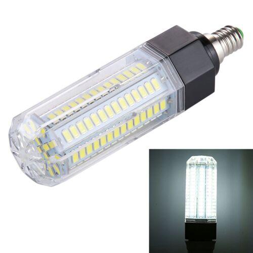 E14 126 LEDs 15W wit licht LED Corn licht SMD 5730 energiebesparende lamp AC 110-265V