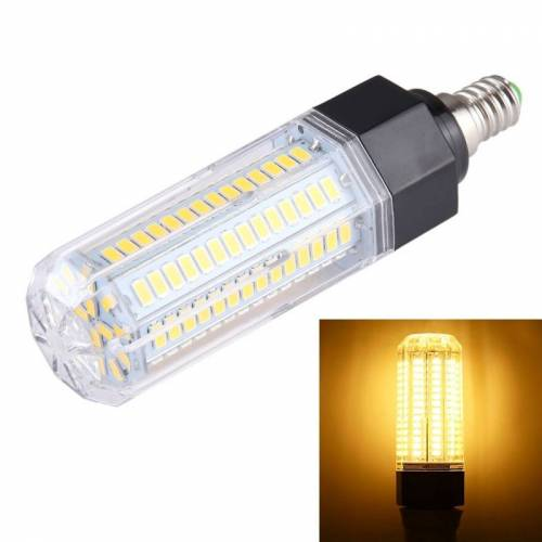 E14 126 LEDs 15W Warm witte LED Corn licht SMD 5730 energiebesparende lamp AC 110-265V