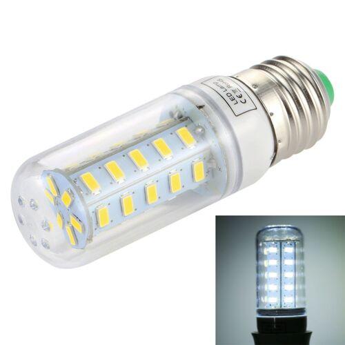 E27 36 LEDs 4W wit licht LED Corn licht SMD 5730 energiebesparende lamp DC 12-30V