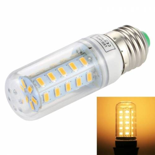 E27 36 LEDs 4W Warm wit LED Corn licht SMD 5730 energiebesparende lamp DC 12-30V