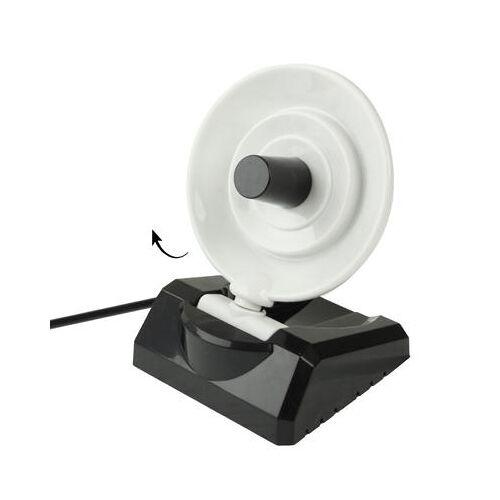 10000TG 2.4GHz 802.11b/g/ 300Mbps USB 2.0 draadloze WiFi netwerkadapter Support netwerk Decoder & 360 graden Rotation(Black)