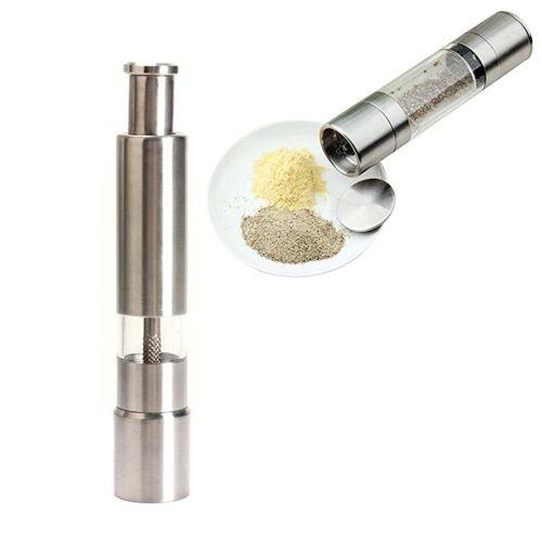 304 roestvrij staal zout en peper molen / Mill(Silver)
