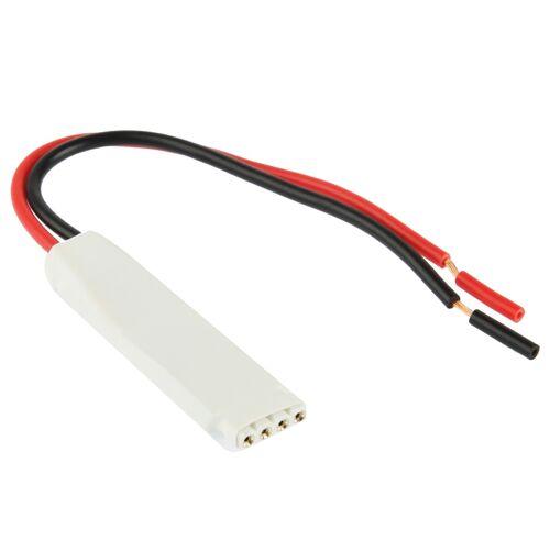 4 pin Mini LED versterker voor RGB 3528 / 5050 LED Strip DC 12V