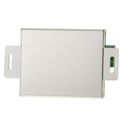 24A RGB versterker voor LED-verlichting DC 12V-24V Input(Silver)
