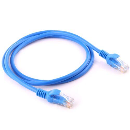 CAT5e Netwerk Kabel, Lengte: 1m