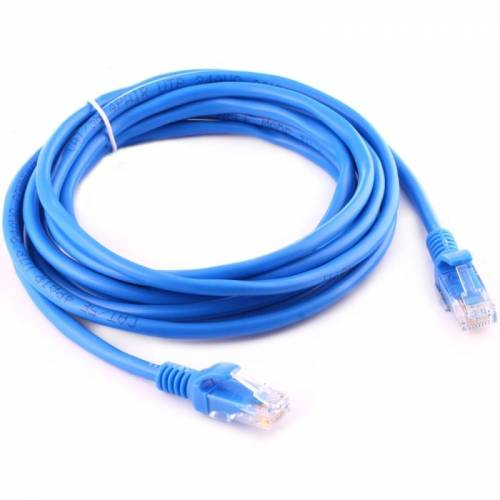 CAT5e Netwerk Kabel, Lengte: 5m