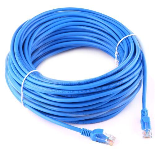 CAT5e Netwerk Kabel, Lengte: 30m
