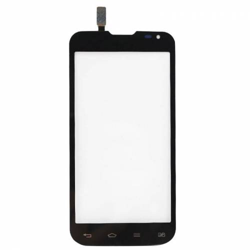 LG Touch Panel voor LG L90 Dual / D410 (Dual SIM-Version)(Black)
