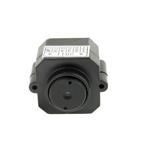 1/4 CMOS kleur 380TVL mini camera mini pin gat lens camera
