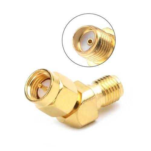 SMA male naar SMA vrouwelijke 45 graden 135 graden FPV conische adapter connector