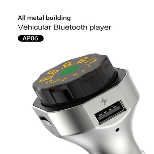 Auto MP3-speler auto FM-zender Bluetooth 4 2 TF Card/U disk AUX
