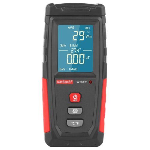 WT3121 elektromagnetische straling tester huishoudelijke apparaten straling detector elektromagnetische straling meter