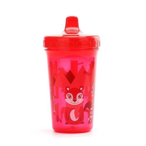 3 PC'S baby lekken proof Cup opleiding drinken Cup (rood)