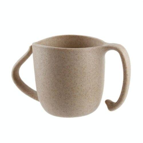 Kinderen tarwe vezel drinken Cup anti-scalding Milk Cup (tarwe)