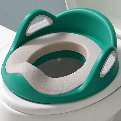 Baby hulptoiletkussen toiletbril(Groen)