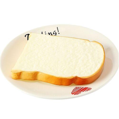 PU simulatie brood segment model fotografie Props Home Decoratie venster weergeven