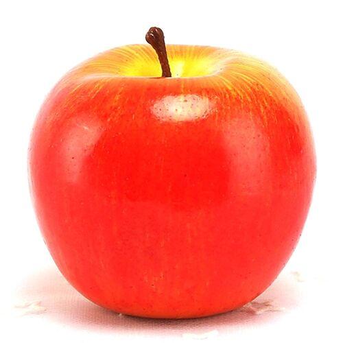 Apple Simulatie Apple Foam model ornamenten voor fotografie Props Home Decoratie venster display (rode appel)