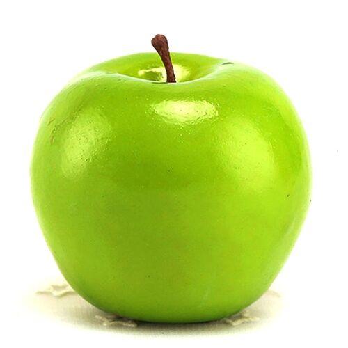 Apple Simulatie Apple Foam model ornamenten voor fotografie Props Home Decoratie venster display (groene appel)