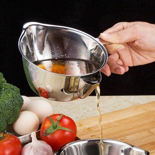 304 roestvrijstaal vet filter soep naar olie soep pot