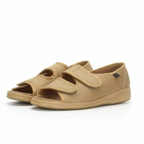 Verbreding en Fatning van middelbare leeftijd schoenen grootte: 39 (kaki)