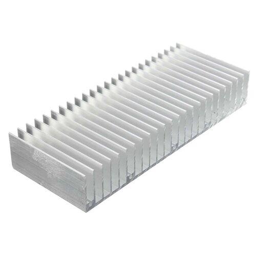 Aluminium Heat Sink koeling voor chip IC LED transistor macht geheugen grootte: 150x60x25mm