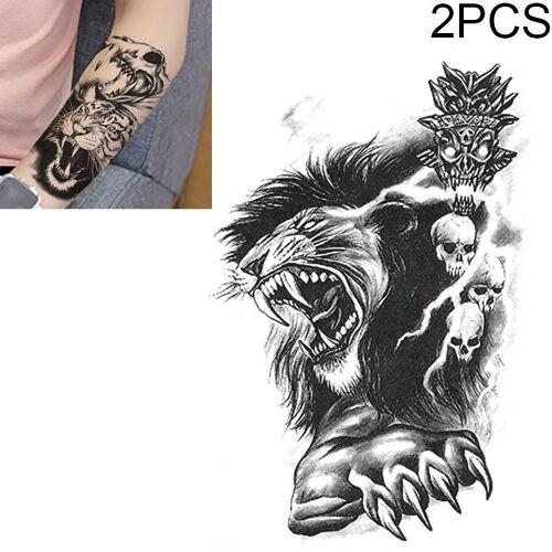 2 stuks mode-arm wegwerp Tattoo stick (TH-401)