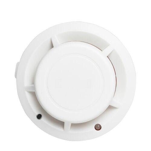 Vrijstaande foto-elektrische rook brand detector Home veiligheid auto dial alarm systeem sensor