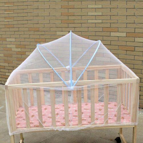 Wieg zomer cool ademend anti-muggen bescherming baby vrede van geest slapen netten