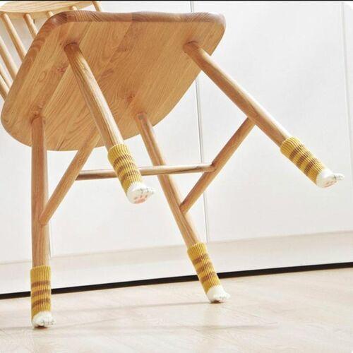 Silent Wear tabel matten kat klauw tabel cover Vloermatten (geel)