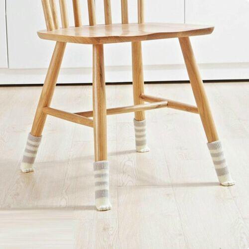 Silent Wear tabel matten kat klauw tabel cover Vloermatten (grijs)