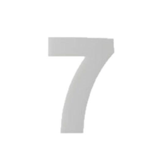 2 PC'S nummers cake schimmel cake versieren tools (7 # 58155)