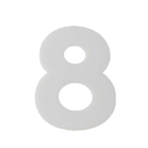 2 PC'S nummers cake schimmel cake versieren tools (8 # 58156)