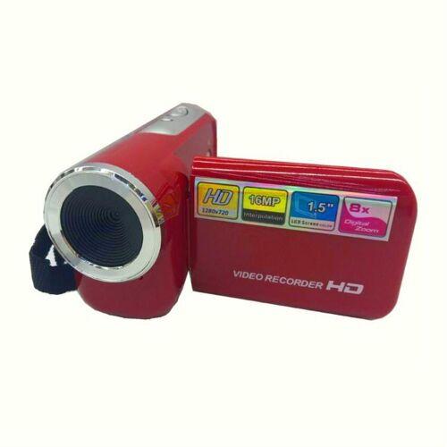 1 5 inch 16.000.000 pixel HD handheld digitale camera kinderen DV (rood)