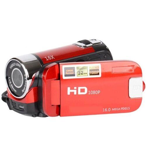 16X digitale zoom HD 16.000.000 pixel Home reizen DV camera (rood)