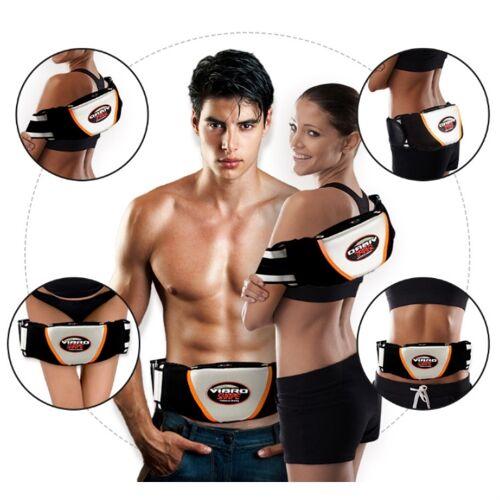 Afslanken Massage Belt Body Shaking Belt Plug:UK