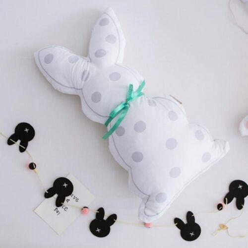 Konijn vorm kinderen kamer decoratie bank kussen (Wave konijn)